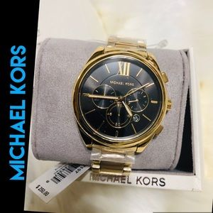 🎹 Michael Kors Runway Collection Men's Watch NWT